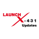 Launch X431 1 Years Software Update